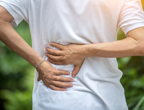 Is lower back pain ruining your golf